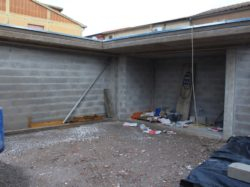 Edificazione Garages